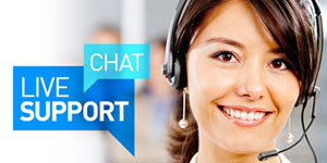 Live Chat-Support