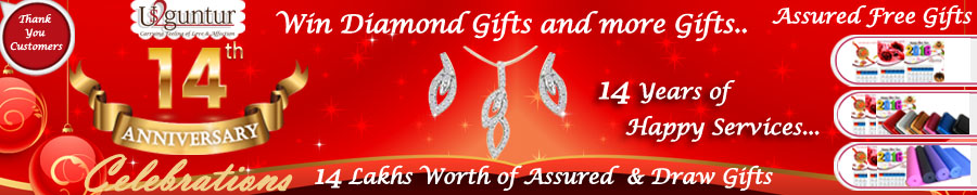 14th Anniversary Draw & Assured Free Gifts