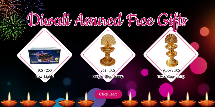 Diwali Assured Free Gifts