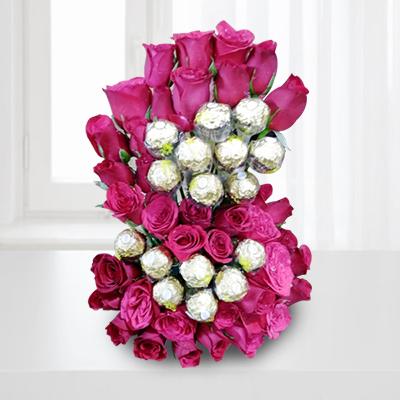 Send Life Size Bouquet To Hyderabad Guntur Vijayawada Vizag India Us2guntur