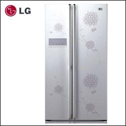 Lg Gc B217bsjv Side By Side Refrigerator Send Refrigerators To