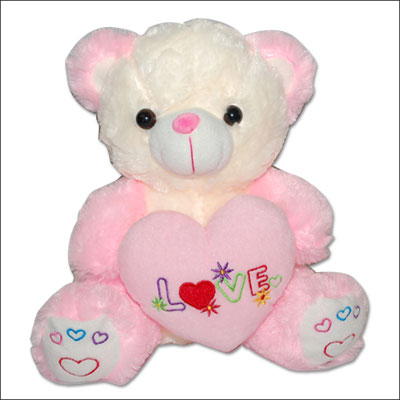 Pink Teddy Bear  BGB-102 C - Click here to View more details about this Product