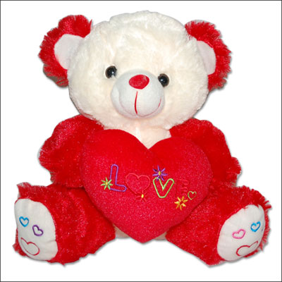 Red Teddy Bear  BGB-102 D - Click here to View more details about this Product