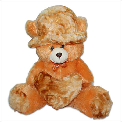 Brown Teddy Bear  BGB-101 A - Click here to View more details about this Product