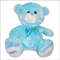 Blue  Teddy - BGB-21 - Click here to View more details about this Product