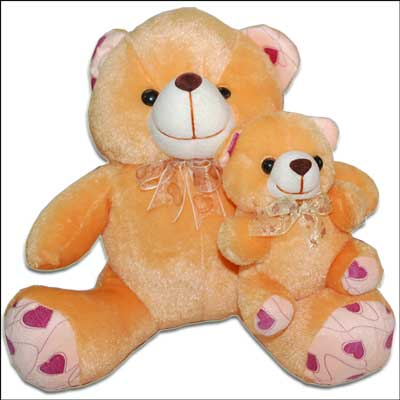 Mother and child Teddy - Click here to View more details about this Product