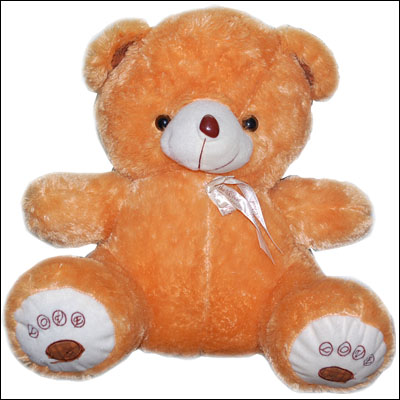 Brown Teddy Bear - BST - 9059 - Click here to View more details about this Product