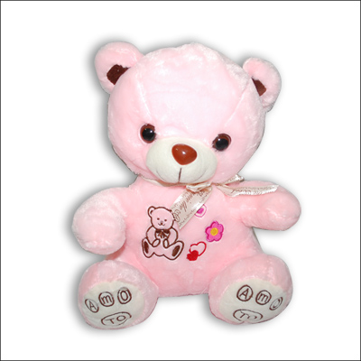 Pink Teddy - BGB 131 - Click here to View more details about this Product