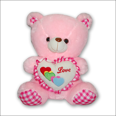 Pink Teddy - BGB 130 - Click here to View more details about this Product