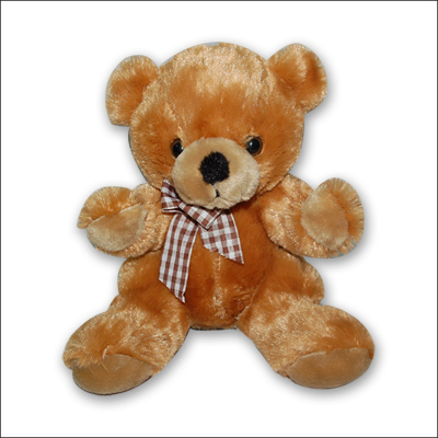 Brown Teddy -  MSK -9665 - Click here to View more details about this Product