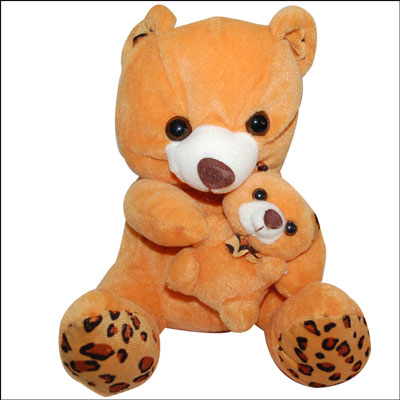 Mother & Baby Teddy -  MST 30003 - Click here to View more details about this Product