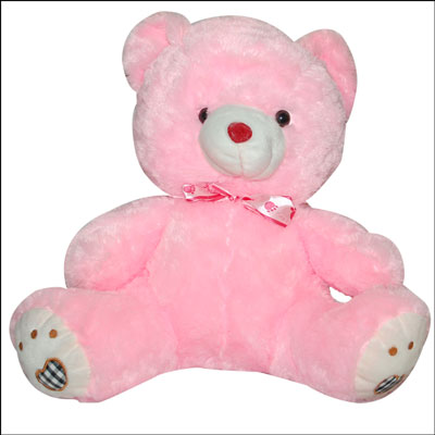 Pink Teddy-MST 30001 - Click here to View more details about this Product