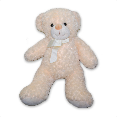 CREAM Teddy PNP - 3676 - Click here to View more details about this Product