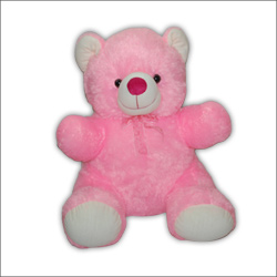 Pink Teddy - KT006 -6 - Click here to View more details about this Product