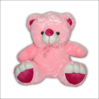Pink Teddy - KT010 -4 - Click here to View more details about this Product
