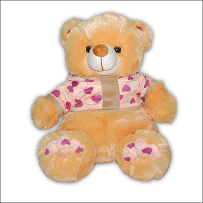 Cream Teddy KT 037A -4 - Click here to View more details about this Product