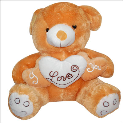 Brown Teddy BST- 995 - Click here to View more details about this Product