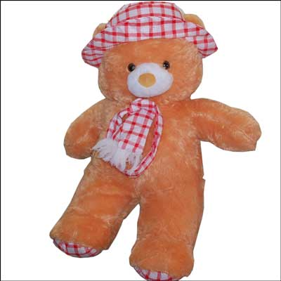 BROWN  TEDDY CODE-BST 9006-1 - Click here to View more details about this Product