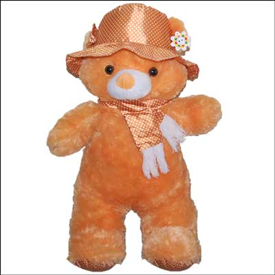 BROWN  TEDDY CODE- BST 9007-2 - Click here to View more details about this Product