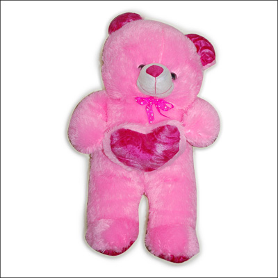 Pink Teddy Bear - BGB 209-3 - Click here to View more details about this Product