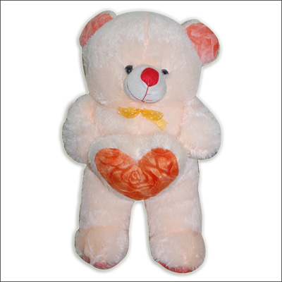 Cream Teddy Bear - BGB 210-3 - Click here to View more details about this Product