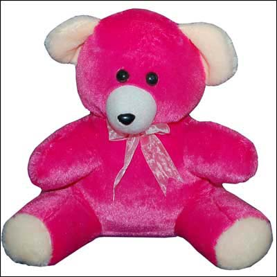 Pink Teddy - BGB 801-12 - Click here to View more details about this Product
