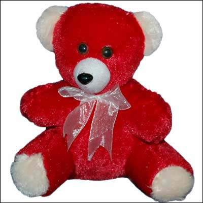 Red Color Teddy - BGB 802-12 - Click here to View more details about this Product