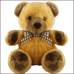 Click Here For Zoom View - Brown Teddy - 30 cm  - PNP 766