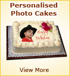 Personalised Photo Cakes
