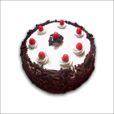 how to make black forest cake in tamil