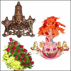 Blessings of Lord Balaji - Click here to View more details about this Product