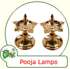 Pooja Lamps