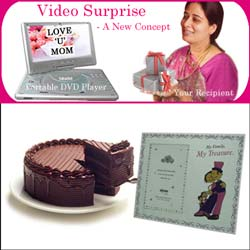 Video Surprise for Mom-1 - Click here to View more details about this Product