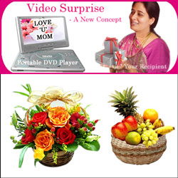 Video Surprise for Mom - code:05 - Click here to View more details about this Product