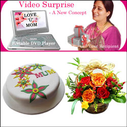 Special Video Surprise 4 Mom - code 01 - Click here to View more details about this Product