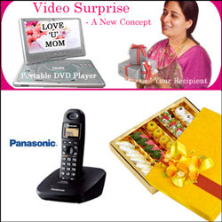 Click Here For Zoom View - Special Video Surprise 4 Mom - code 06