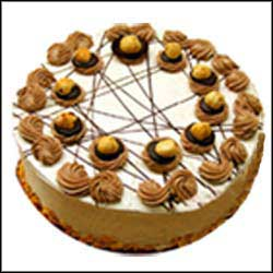 Butterscotch cake - 1kg - Click here to View more details about this Product