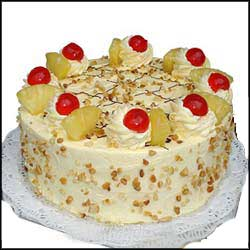 Pine Apple cake - 1kg - Click here to View more details about this Product