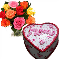 Sweet Heart 2 U Mom - Click here to View more details about this Product