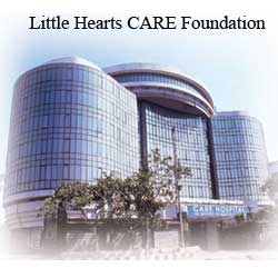 Donations for Little Hearts CARE Foundation Rs.3000/-: - Click here to View more details about this Product