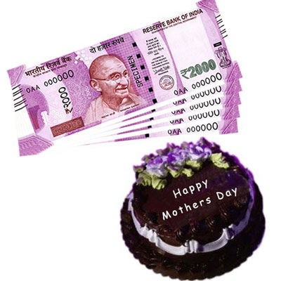 Cash - Rs. 10,001 with cake - Click here to View more details about this Product