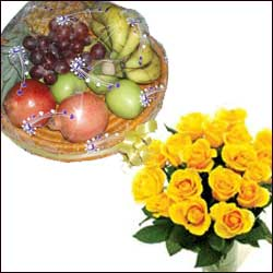 Fruits N Flowers Combo-(code 05) - Click here to View more details about this Product