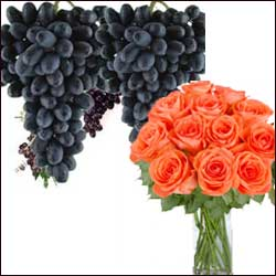 Fruits N Flowers Combo-9 - Click here to View more details about this Product