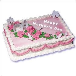 Mothers Day Cake 8 - Click here to View more details about this Product