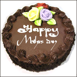 Mothers Day Chocolate Cake - Click here to View more details about this Product