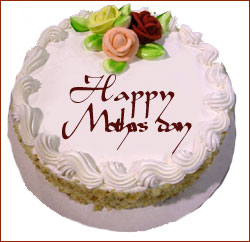Mothers Day Special Cake - 7 - Click here to View more details about this Product