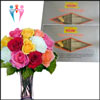 Sugar free Sweets wt.600gms and Flowers - Click here to View more details about this Product