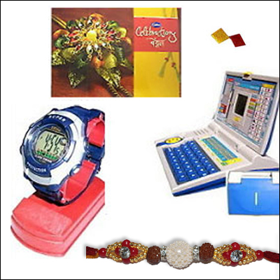 Kids Laptop Gift Combo - Click here to View more details about this Product