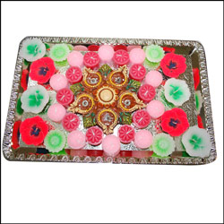 Candle Tray - code08 - Click here to View more details about this Product