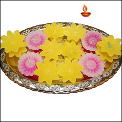 Diya Thali - Click here to View more details about this Product